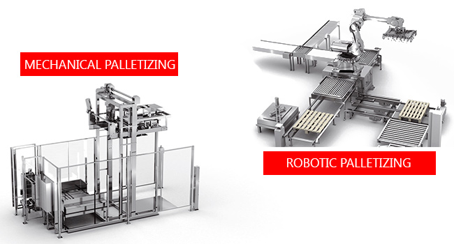 Ulma Palletizing Systems