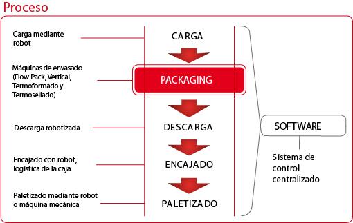 esquema de proceso